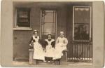 Three maids take abreak