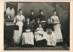 Maids in Black River Falls Wisconsin in1905