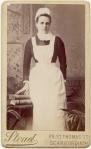 Scarbrough maid – nurse1880's