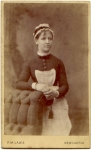 Scullery maid (Tweeny)c1870's