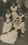 Four maids c1900's