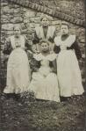 Kitchen staff, c1900's Germanorigin