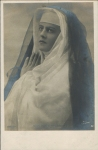 Miss Marie Studholme dressed as aNun
