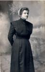 Amish or Mennonite Woman1907