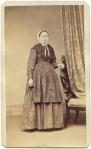 Amish or Mennonite Woman c1890's