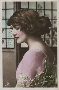 Lily Elsie (Rotary B38-3)