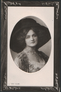 Lily Elsie (Rotary O.3020.D) 1911
