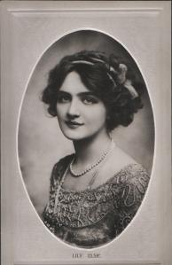 Lily Elsie (Rotary S.12.B)