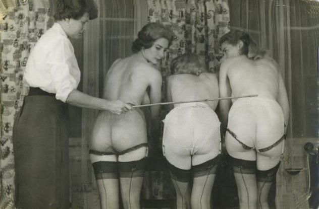 spanking-retro
