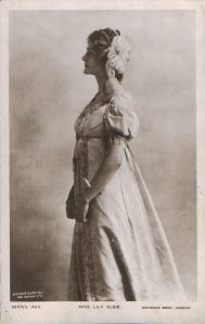 Lily Elsie (Davidson 1464)