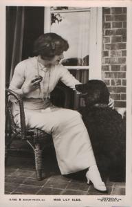 Lily Elsie (Rotary 11790 B)