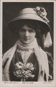 Lily Elsie (Rotary 4931 D) 1908