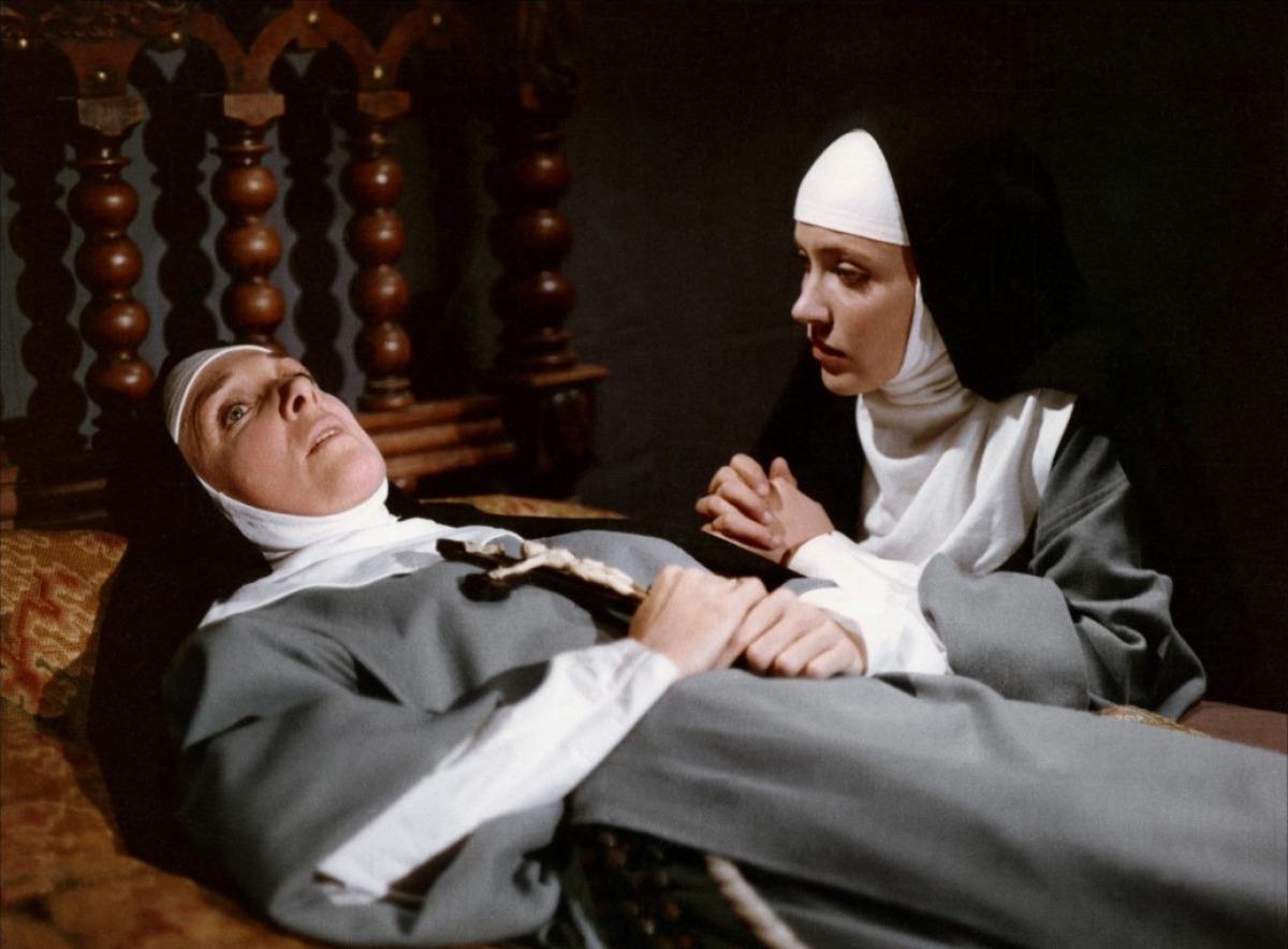 105Монастыре франции порно
