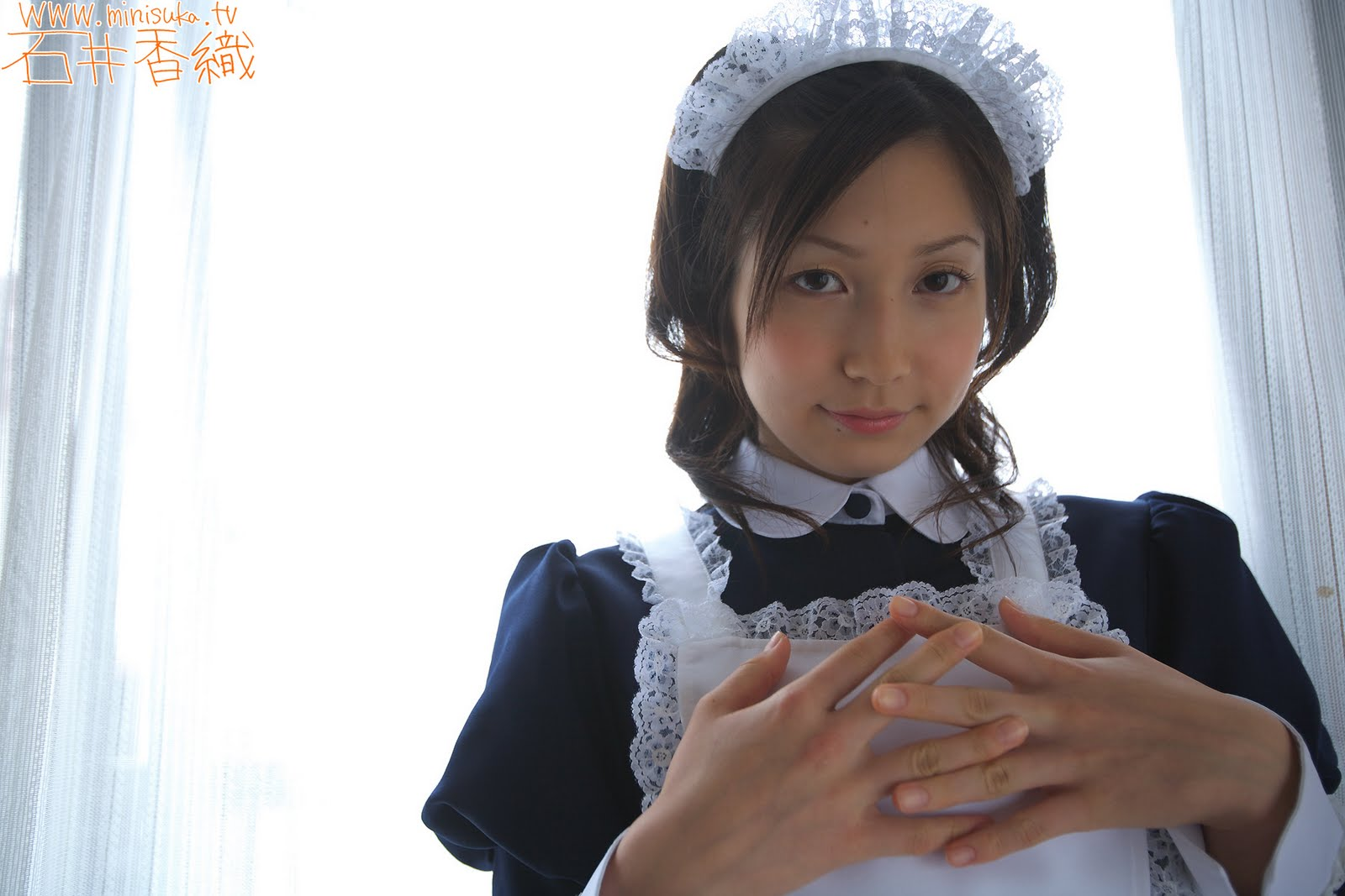 Kaori Ishii As Cutest Maid