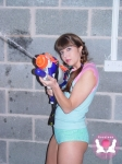 Rosaleen Young - Water gun 03