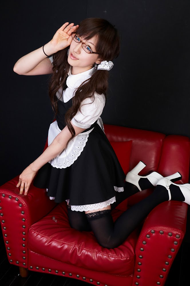 Saya - Cosplay Maid « Grumpy old fart!!!