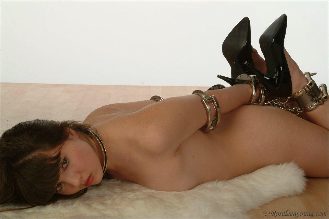 Rosaleen young nude bondage