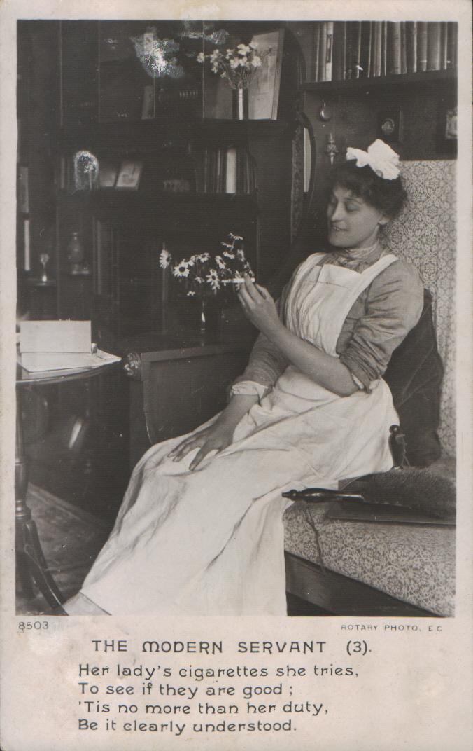The modern servant rotary 8503 1906