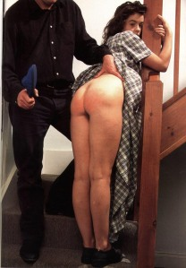 Maintenance spanking