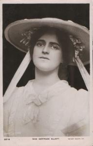 Gertrude Elliott (Rotary 237 M) 1909