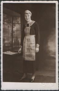 Maid c1920