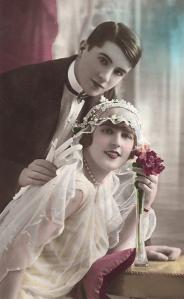 Wedding Couple – 1920′s