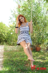 Lucy V – Summer Swing