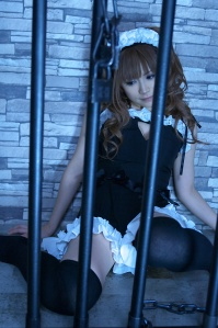 Maid in trouble
