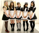 Cosplay Maids 01