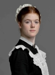 Rose Leslie as Gwen – Downton Abbey 1