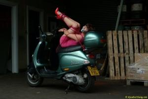 Rosaleen Young - Bank holiday getaway
