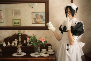 Sebastian housemaid by lamb_y
