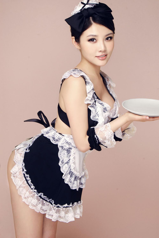 sexy nude girl maid