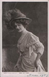 Lily Elsie (Rotary 4483 E) 1907