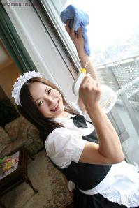 Maid Ayano