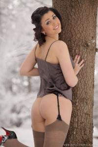 Bryoni Kate – Snow Maiden