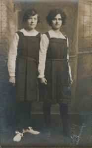 School Uniform c1920