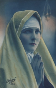 1920's Nun