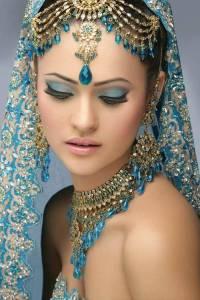 Jewelled maiden