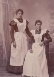 1880-1890s Swedish Maids