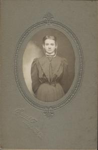 Bertha Boose Mellinger - 17th December 1889 - 27th April 1954