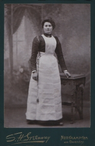 Housemaid c1890