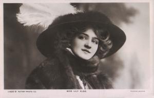 Lily Elsie (Rotary 11500 B)