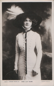 Lily Elsie (Rotary 11501 C) 1910
