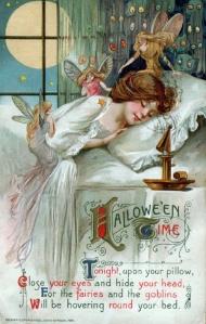 Halloween Eve c1911