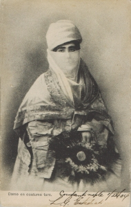 Turkish Woman - 1904