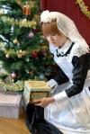 Festive Maid 03