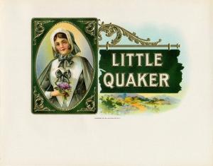 Little Quaker - Pure tobacco