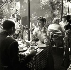Audrey Hepburn - Mexico 1953