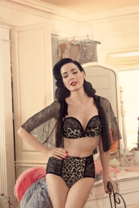 Dita Von Teese for Lime Door